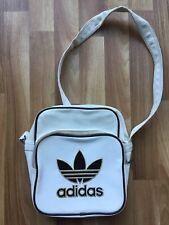 Adidas Originals Vintage Mini Shoulder Strap Bag Satchel - Defects