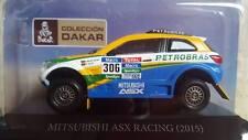 MITSUBISHI ASX RACING 2015 DAKAR DIECAST 1/43