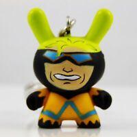 Kidrobot x Justice League Dunny DC Comics Vinyl Figure Keychain - ANIMAL MAN