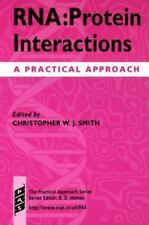 The Practical Approach: RNA : Protein Interactions 192 (1998, UK-Paperback)