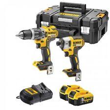 Dewalt DCK266P2T 18v Brushless DCD796 Combi Drill DCF887 Impact Driver 2 x 5.0ah