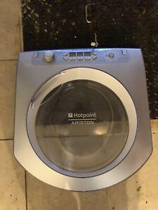 Porte Machine À Laver Complete Aqualtis Aq8f 292u Hotpoint Ariston