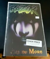 Razor Cry No More One-Off London Night MATURE READEHigh Grade Comic Book RM7-199
