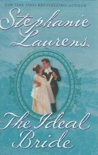 The Ideal Bride (Cynster Novels), Laurens, Stephanie, Good Condition, Book