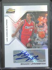 2004-05 Topps Finest Refractor Rookie Autograph #162 Shaun Livingston 105 of 179