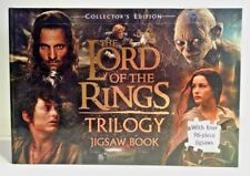 Lord of the Rings Trilogy Jigsaw Puzzle Book COMPLETE - 2004 Five Mile Press