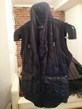 Triple 5 Soul Puffer Quilted Windbreaker Utility Vest 555 Wns M Mns XS/S