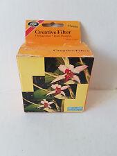 Bottes vintage objectif photo filtres made in Japan