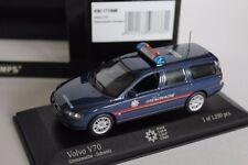 Volvo V70 Grenzwache Schweiz 1998 Minichamps [430 171898]