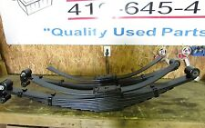 2015 FORD F550 OEM LEFT & RIGHT REAR LEAF SPRINGS