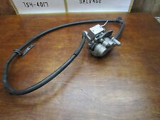 DR 350 SUZUKI * 1993 DR 350S 1993 FRONT BRAKE ASSEMBLY