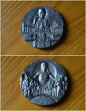 VATICAN CITY MEDAL POPE PAOLO VI PAUL VI HOLY YEAR ROME 1975 NO SILVER