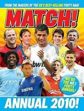 Match Annual 2010: From the Makers of Britain's Bestselling Football Magazine, M