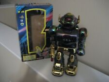 BATTERY OPERATED MIGHTY ROBOT BY SONIC - IN ORIGINAL BOX