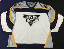Vintage Nashville Predators Ice Hockey NHL Starter Jersey Size2XL