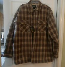 Red Head Mens Plaid Winter Jacket *New* SIZE XL Super Warm Keeps Wind out