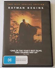 Batman Begins DVD 2-Disc Special Edition (#DVD00925)