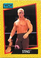 1991 IMPEL WCW CARD PICK SINGLE CARD YOUR CHOICE