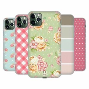 HEAD CASE DESIGNS FRENCH SOFT GEL CASE & WALLPAPER FOR APPLE iPHONE PHONES