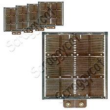 More details for 4 slot slice toaster 5 five heating elements full set for rowlett rutland