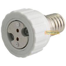 E14 to Mr16 Ceramic Base Socket CFL LED Light Lamp Bulb Adapter Converter Holder