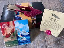 Raine Just the Right Shoe Midori, Magenta Coa Box 25227