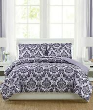 Tina Full/Queen 3pcs Reversible Comforter Set Macys