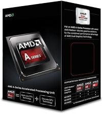 AMD A6-7400K APU 3.9GHZ TURBO 4MB CACHE Radeon R5 Graphics Socket FM2 PLUS [F33]