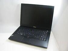 """Dell Latitude E6400 14.1"""" Laptop/Notebook 2.26GHz Core 2 Duo 1GB DDR2  (Grade C)"""