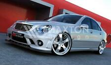Mercedes W203 - Underbumper Front Tuning (only x ns bumper amg maxton )