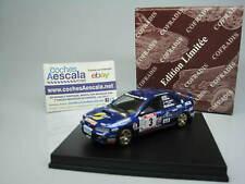 Trofeu 1/43 Subaru Impreza Simon Jean-Joseph Rallye du Var 1998 Cofradis COF01