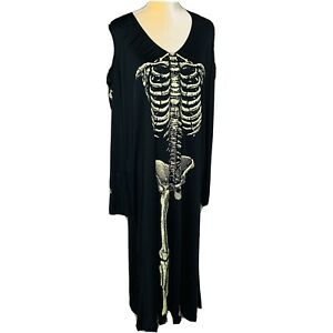the pyramid collection skeleton costume dress 2x