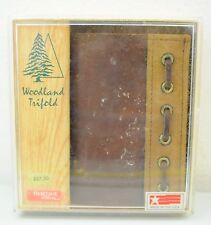 Vintage Heritage Leathers Woodland Trifold Wallet