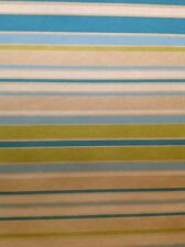 Gift Wrapping Service - Kraft Paper - Blue Stripe