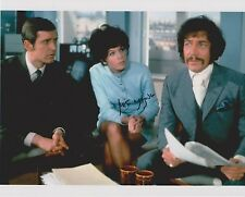 Peter Wyngarde Signed Photo - Jason King / Department S / Doctor Who star - G635