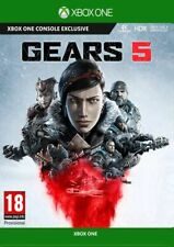 Gears 5 Xbox One New Sealed