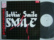 PROMO WHITE LABEL / GETTIN SMILE SMILE / QUEEN MONO WITH OBI