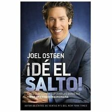 (New) Dé el Salto! 5 Claves para Superar Las Barreras...by Joel Osteen
