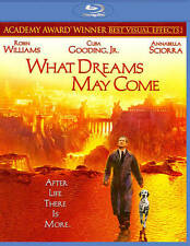 What Dreams May Come Blu-ray Disc 2011 Robin Williams Cuba Gooding Jr Sciorra