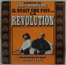 Ennio Morricone 45 tours Une Fois la Révolutuion 1971