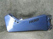 86 87 Suzuki GSXR GSX-R 750 1100 Right Tail Fairing L7