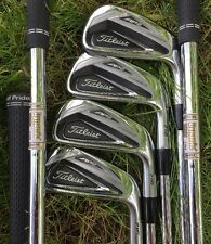 TITLEIST ✔ AP2 716 FORGED IRON SET 4-PW ✔ AMT S300 STIFF ✔ NICE & SHIPS FAST