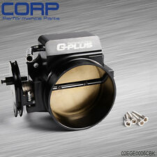 102mm Throttle Body GM Gen III Ls1 Ls2 Ls6 Ls3 Ls Ls7 Sx Ls 4 Cnc Bolt Cable BK