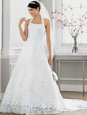 Vera Wang Wedding Dress V8377 size 18