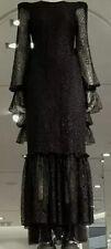 10 Bnwt Night Whisper robe Les vampires femme X h/&m long dentelle robe longue taille
