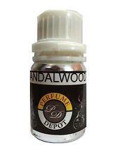SANDALWOOD 25ml. Fragrance Perfume Oil, Premium and Exclusive Attar.