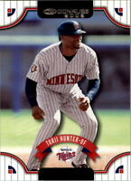 2002 Donruss Chicago Collection #6 Torii Hunter /5 - NM-MT