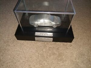 Oldsmobile Intrigue Salesman Award for Commitment and Excellence.  Covered Case!