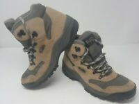 Vasque Womens Size US 10 EUR 42.5 Beige Hiking Boots