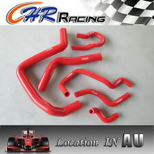 FOR HONDA CIVIC Si/SiR/VTi/Type R DC2 EK4 EK9 B16A B Silicone Radiator Hose RED